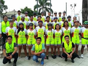 Promocionarán el Festival del Dorado con una campaña ciclística
