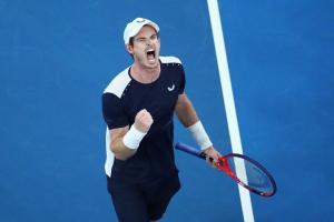 El emotivo último partido de Andy Murray en el Australia Open