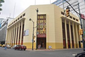 La primera Biblioteca de las Artes del Ecuador abrirá esta semana