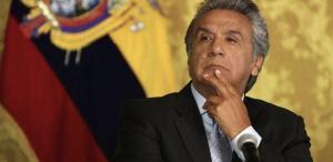 El presidente Lenín Moreno destacó la gestión para detectar una ruta de corrupción