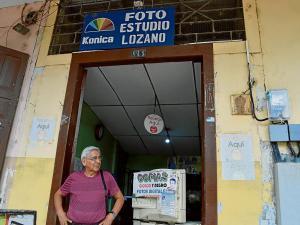 """Foto lozano no """"cuelga"""" la cámara"""