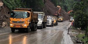 Reducirían lluvias en la Cordillera