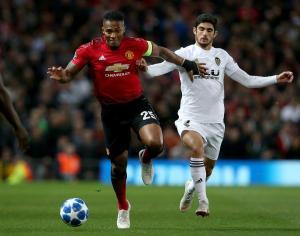 Antonio Valencia se iría del Manchester al final de la temporada, según un medio internacional