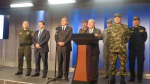 Gobierno colombiano responsabiliza al ELN del atentado terrorista en Bogotá