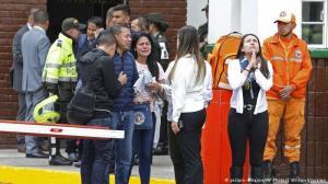 Autoridades colombianas capturan a presunto implicado en atentado terrorista