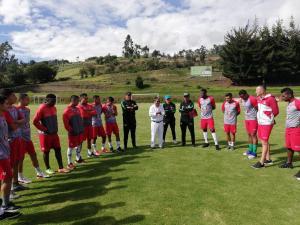 Mushuc Runa jugará la Copa Sudamericana en el estadio Bellavista
