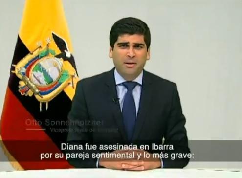Ecuador pedirá el pasado judicial apostillado a los ciudadanos venezolanos