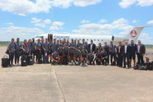 Nacional, subcampeón en 2014, reaparece con visita a Delfín
