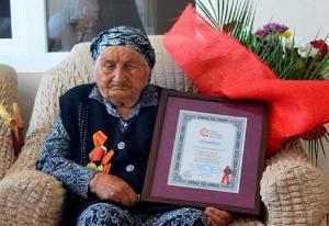 Muere la persona más anciana de Rusia, una mujer de 128 años