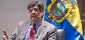El canciller José Valencia asegura que acusaciones de Venezuela 'son infundadas'