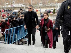 Ronaldo, condenado a 23 meses de cárcel y 19 millones de multa por fraude