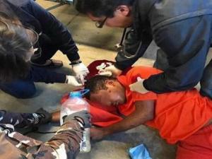 Analizarán intento de suicidio de venezolano detenido por femicidio