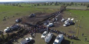 Sobrevivientes a explosión en México enfrentan largo camino a la recuperación