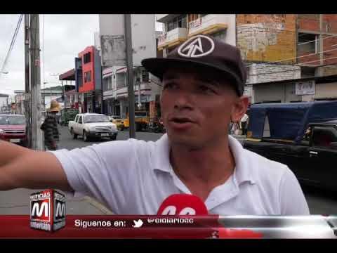 Portoviejo: Venezolanos en Manabí esperan que crisis se resuelva a favor de la oposición