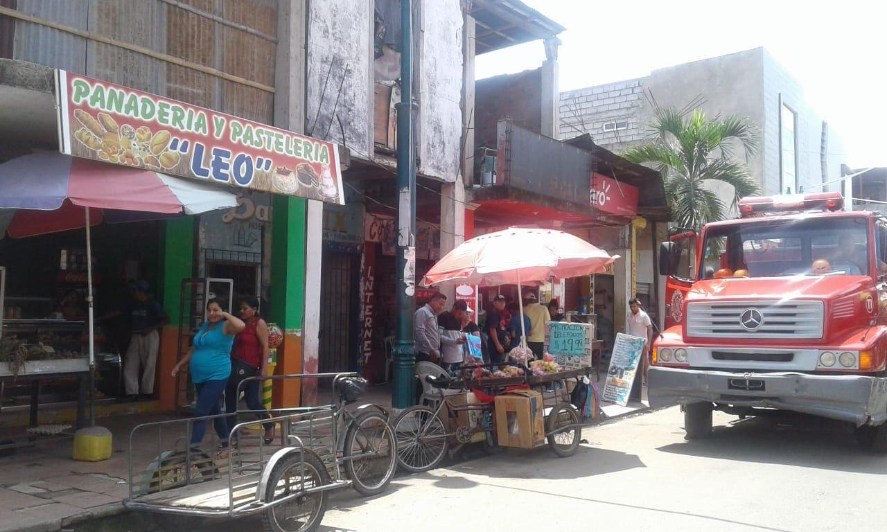 Mujer sufre quemaduras de segundo grado, en Paján
