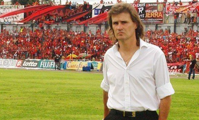 Rubén Dario Insúa es el nuevo director técnico de Liga de Portoviejo