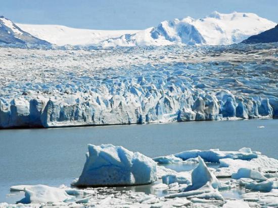 Resultado de imagen de El glaciar Thwaites tiene un tamaño similar al estado de Florida