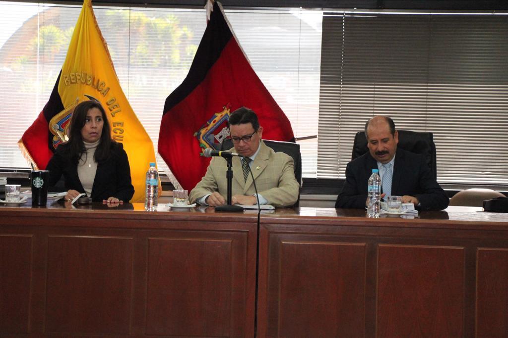 Fiscal pide que se declare culpabilidad de Chicaiza y Falcón por secuestro de Fernando Balda