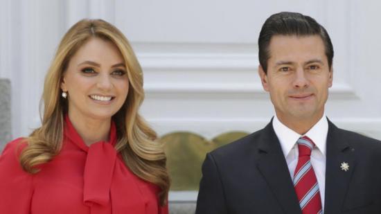 Angélica Rivera confirma que tomó la ''dolorosa'' decisión de divorciarse de Peña Nieto