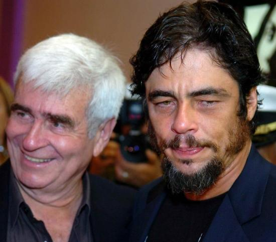 Fallece de forma ''inesperada'' el padre de Benicio del Toro