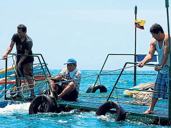 Ecuador firma acuerdo con la FAO en la lucha  contra la pesca ilegal