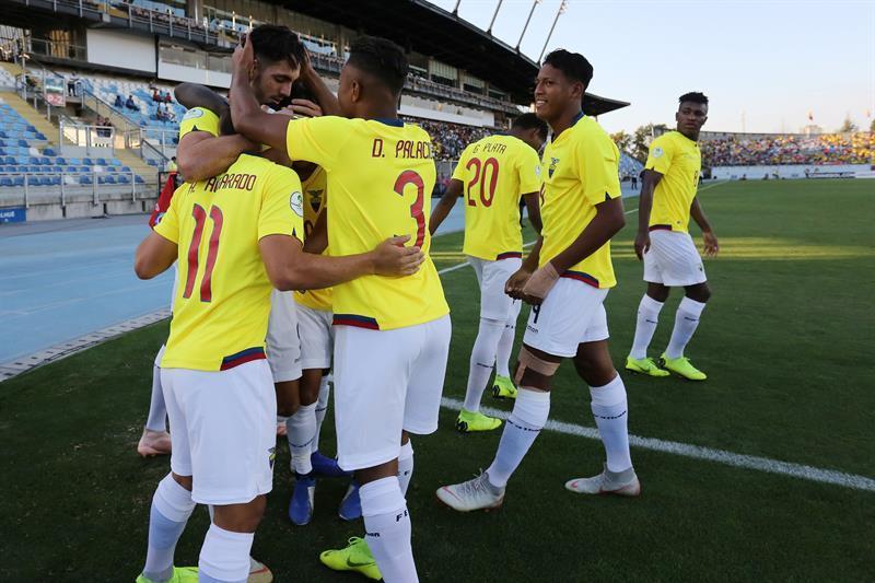 ¡HISTÓRICO! Ecuador se corona campeón del Sudamericano Sub20