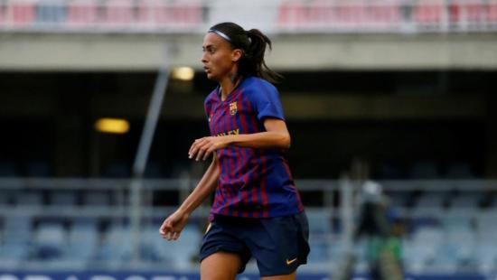 Futbolista del FC Barcelona femenino recibió 'insulto racista', denuncia su DT