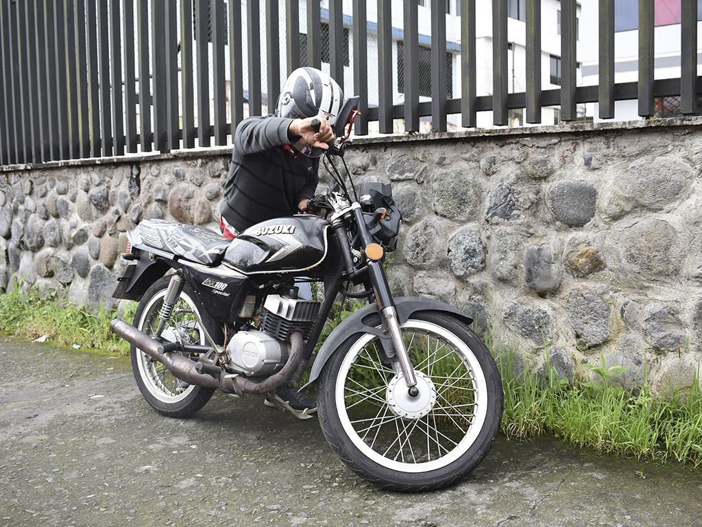 27 motos más han sido robadas