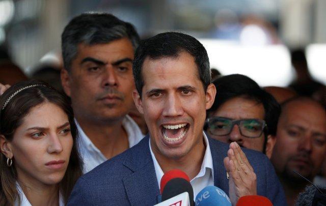 Guaidó asegura que ya fue entregado primer cargamento de ayuda en Venezuela