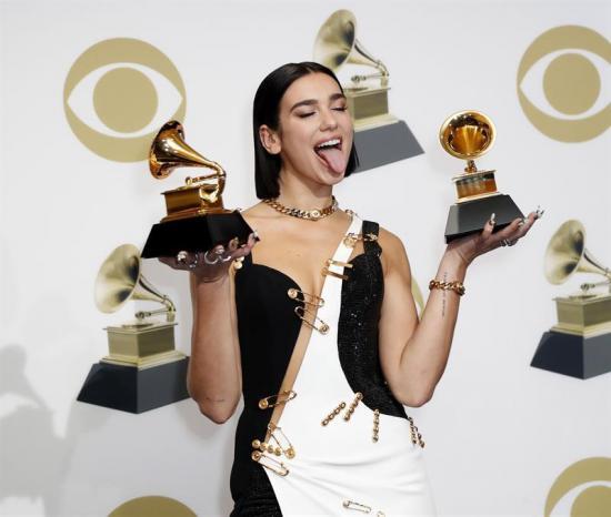 Lista de ganadores más relevantes de la 61 edición de los Premios Grammy
