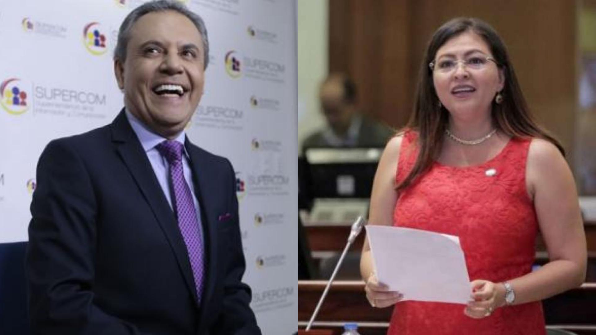 Bolivia confirma solicitud de refugio de Sofía Espín y Carlos Ochoa