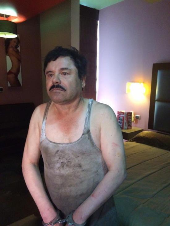 Un jurado de Nueva York declara culpable al ''Chapo'' Guzmán por narcotráfico