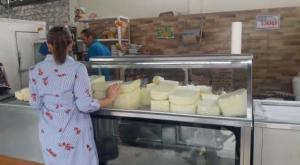 La libra de queso se comercializa a 1.50 dólares en Portoviejo
