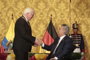 Ecuador pide a Alemania colaboración para obtener exención visados Schengen