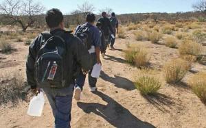 Capturan a 2 ''coyotes'' con 6 inmigrantes de Ecuador e India que iban a EE.UU.
