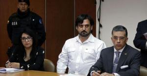 Ceglia presentará acción de protección para evitar su extradición a EE.UU.