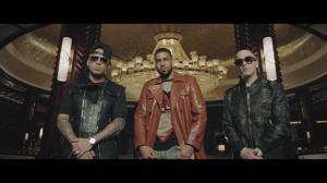 [VÍDEO] Wisin, Yandel y Romeo Santos lanzan vídeo musical de su canción ''Aullando''