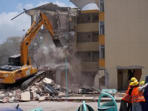 Cuestionan dictamen sobre demoliciones