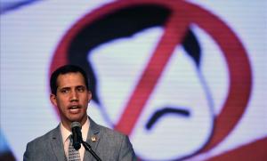Maduro dice que Guaidó es un ''judas'' que quiere entregar Venezuela a EE.UU.
