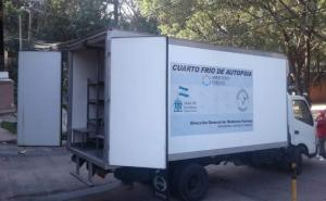 Entierran 42 cadáveres no reclamados en Honduras