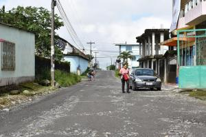¡Pobre calle!