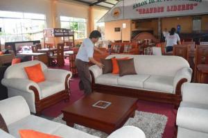 Feria de muebles, hasta mañana