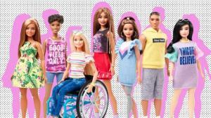 Una 'Barbie' con prótesis y una en silla de ruedas sorprenden al mundo
