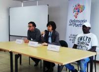 La Defensoría de Ecuador revela un caso de esclavitud moderna de 450 obreros