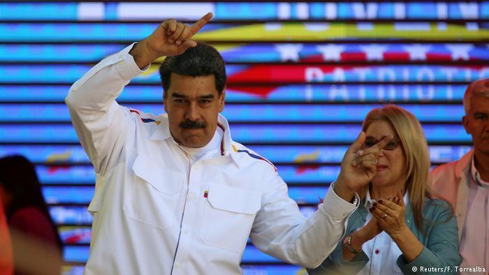 Gobierno de Maduro anuncia que llevará alimentos y atención médica a Colombia