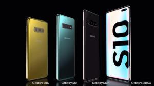 Samsung incrementa el número de cámaras en el S10 y saca un celular plegable