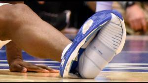 Nike está en 'crisis' por un accidente con la promesa del basquetbol, Zion Williamson