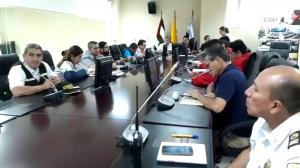 Cortes de energía en varios cantones de Manabí tras sismos