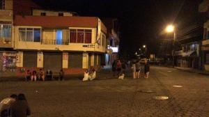 Fuertes sismos dejan dos personas heridas en Morona Santiago