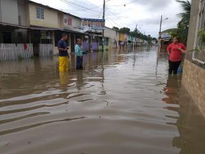 Bolívar: Habitantes se encuentra preocupados debido a la creciente del río Carrizal